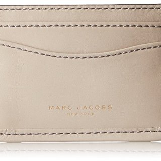 Marc Jacobs Madison Case Credit Card Holder, Pebble, One Size