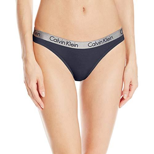 Calvin Klein Underwear Women's Radiant Cotton Thong