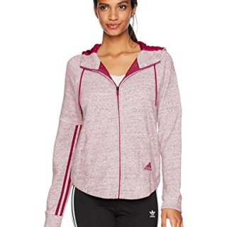 adidas Womens Athletics Sport 2 Street Full Zip Hoody