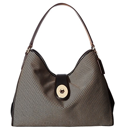 COACH Women's Madison Exploded Reps Carlyle Shoulder Bag