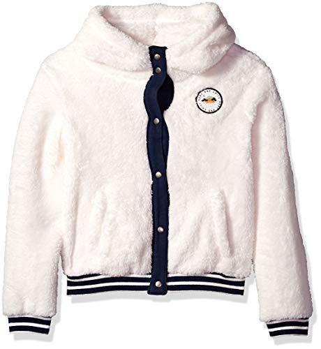 Roxy Girls' Big Sound of Tree Zip Up Fleece Jacket