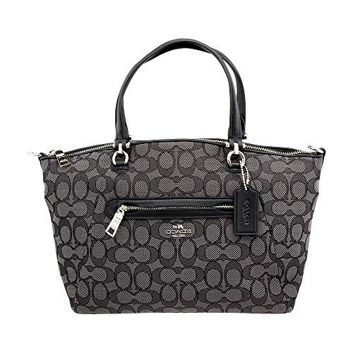 COACH Women's Signature Prairie Satchel