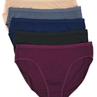 Victoria's Secret High-Leg Brief Panty Set of 5