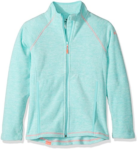 Roxy Big Harmony Girl Polar Fleece Zip Up Jacket