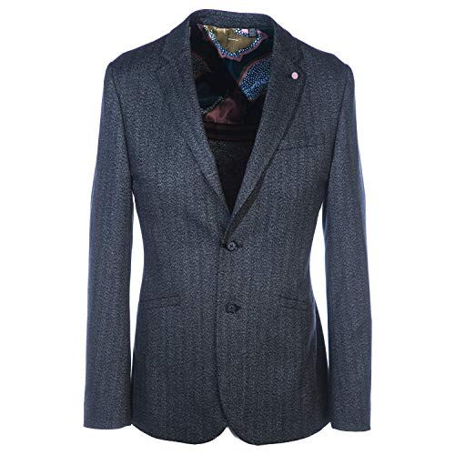 Ted Baker Wensley Jacket in Charcoal