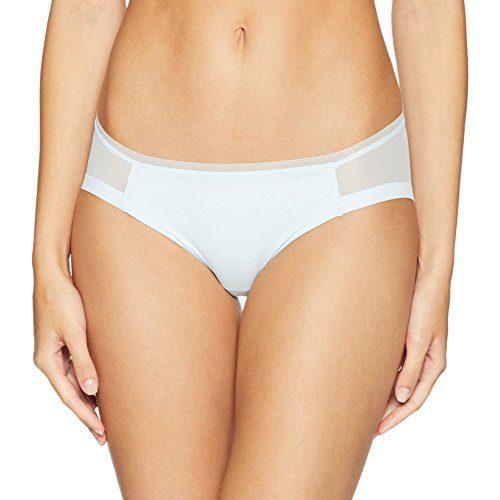 Calvin Klein Women's Sculpted Bikini, Teardrop, Small
