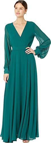 Yumi Kim Women's Giselle Maxi Dress Green Medium
