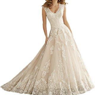 MILANO BRIDE Elegant Wedding Dress For Bride