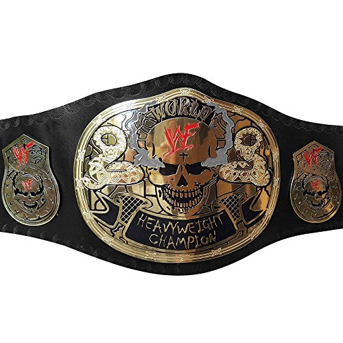 WWE Stone Cold Smoking Skull Championship Belt