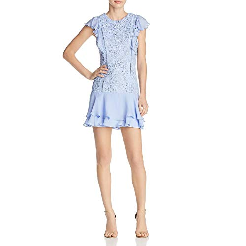 Parker Women's Bennett Dress, Lilac Breeze