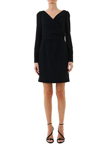 Dolce e Gabbana Women's Black Viscose Dress