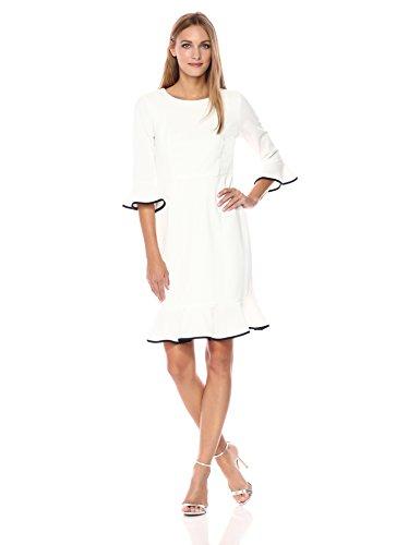 Nanette Nanette Lepore Women's Bell Sleeve Dress