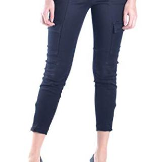 Dolce e Gabbana Women's Black Cotton Jeans