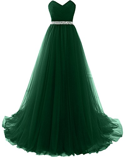 MILANO BRIDE Strapless Empire-Waist Long Prom Evening Dresses