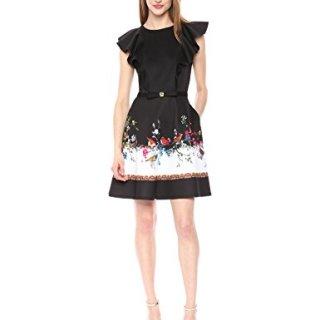 Ted Baker Shaelin Women's Dress, Black 4