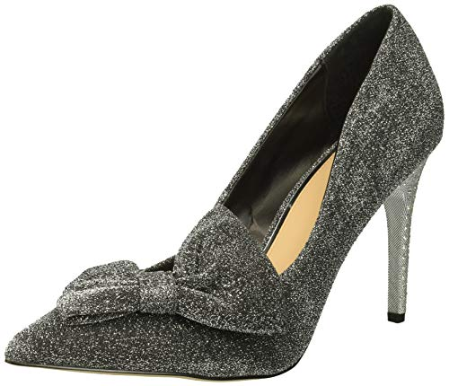 Jewel Badgley Mischka Women's Jolanda Pump, Silver
