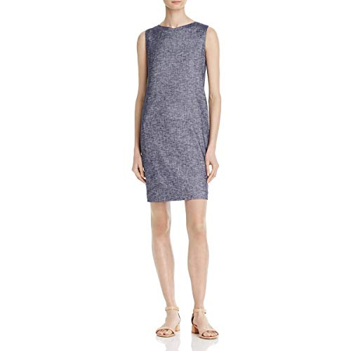 Theory Womens Narlica Chambray Office Wear