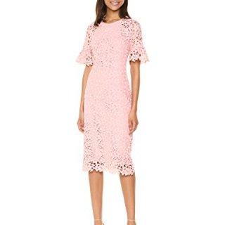 Shoshanna Women's Alberti Short-Sleeve Sheath Dress
