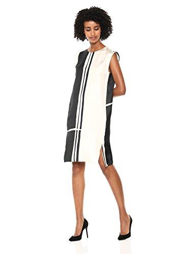 Theory Women's Sleeveless Minimal Sheath Dress
