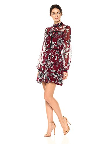 Parker Women's Maje Dress, Red Rooted