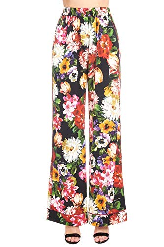 Dolce e Gabbana Women's Multicolor Viscose Pants