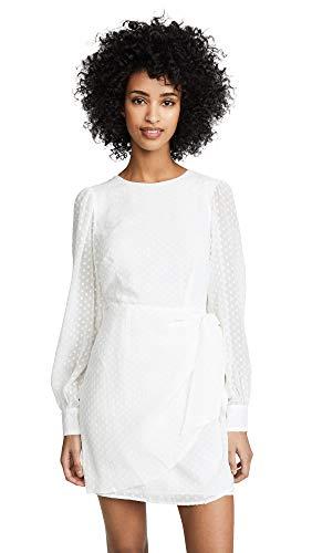 Yumi Kim Women's Wonderland Dress, Swiss Dot White