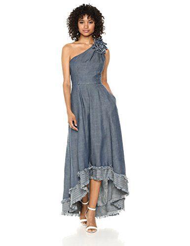 Trina Turk Women's Bel Air 2 Dress Indigo