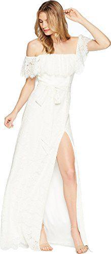 Yumi Kim Women's Maribella Maxi Dress Lace X-Small