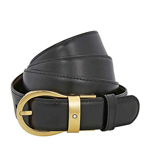 Montblanc Classic Reversible Leather Belt