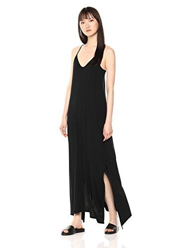 Michael Stars Women's Cotton Modal Long Strappy Dress