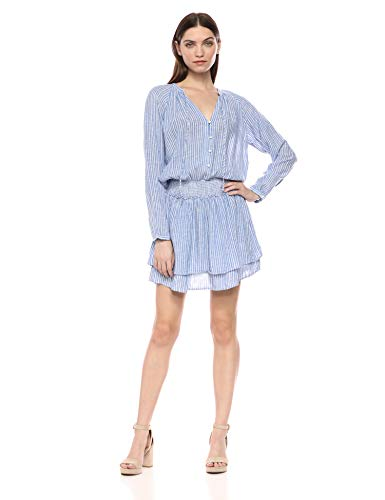 Rails Women's Jasmine Dress, Azure Stripe Small