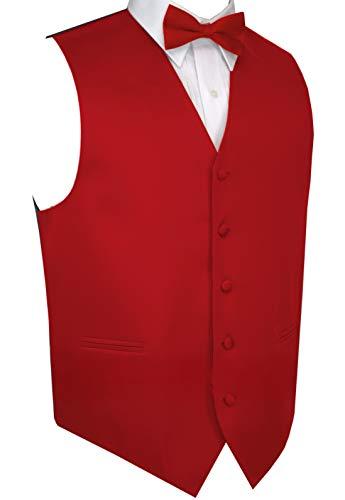 Brand Q Men's Formal, Wedding, Prom, Tuxedo Vest