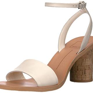 Dolce Vita Women's Jali Sandal Ivory Leather