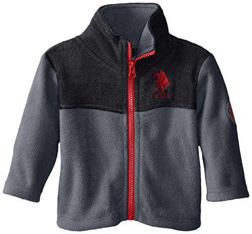 US Polo Association Baby Fashion Outerwear Jacket