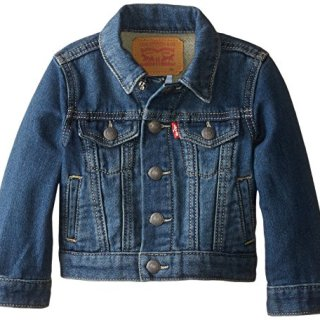 Levi's Baby Boys' Trucker Jacket, Waverly 12M