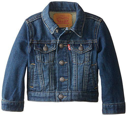 Levi's Baby Boys' Trucker Jacket, Waverly 12M