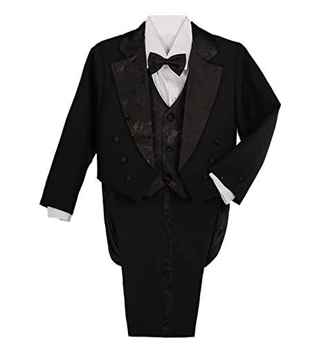 Dressy Daisy Baby Boys' Classic Fit Tuxedo Suit