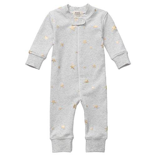 Owlivia Organic Cotton Baby Boy Girl Zip Up Sleep N Play