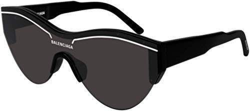 Balenciaga Sunglasses 001 Black/Grey Lens 99 mm