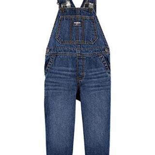 Osh Kosh Baby Boys' Toddler World's Best Overalls