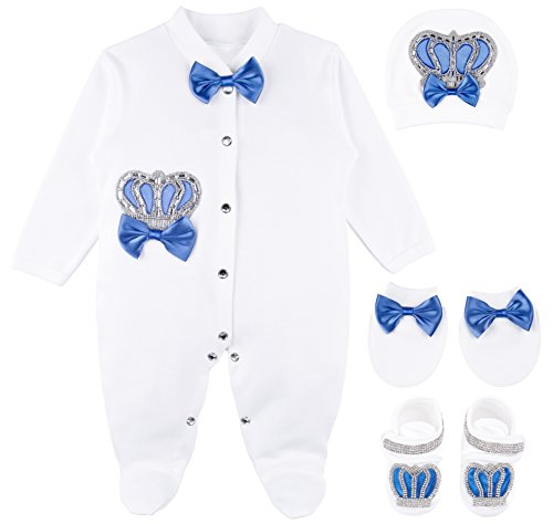 Sweet Amp Soft Baby Boys 4 Piece Rash Guard And Trunk