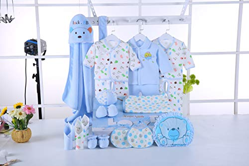 New Born 21 Pieces for Baby Gift Set Boys Very Box Beautiful Baby