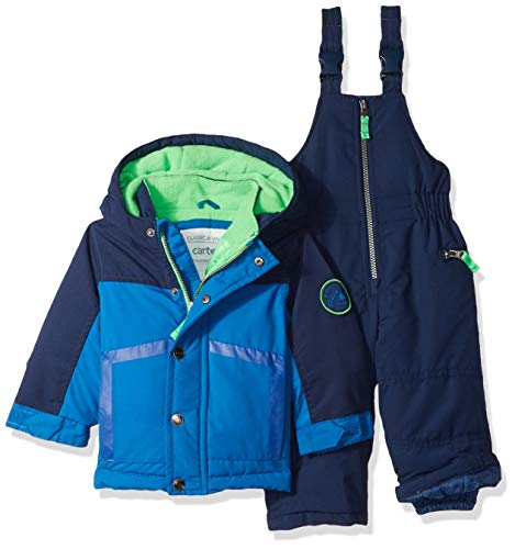 Carter's Baby Boys Heavyweight 2-Piece Skisuit Snowsuit