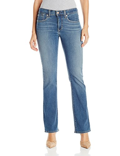 Signature by Levi Strauss & Co Women's Totally Shaping Bootcut Jeans