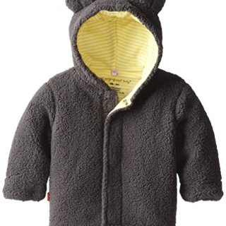 Magnificent Baby Unisex-Baby Infant Fleece Bear Jacket