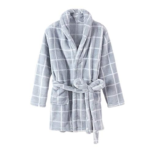 Kids Grils Boys Bathrobes Toddler Baby Soft Robe Flannel Pajamas