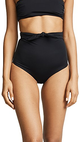 Mara Hoffman Women's Jay High Waisted Bikini Bottom Swimsuit