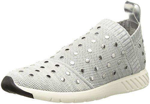 Dolce Vita Women's Bruno Sneaker Grey Knit