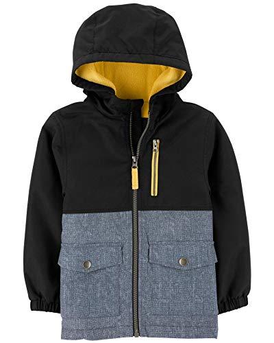 Carter's Baby Boys' Fleece Lined Jackets, Black, 18 Months