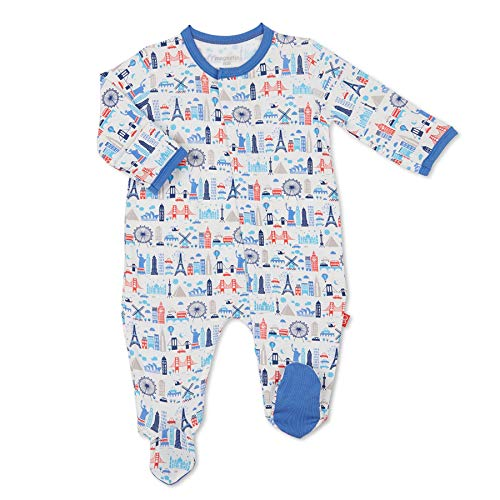 Magnificent Baby Magnetic Modal Footie